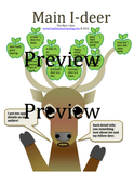 Main Idea and Detail publication lesson preview