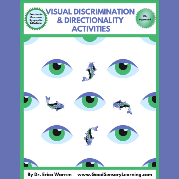 Visual Discrimination and Directionality Activities
