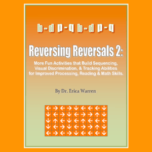 Orange cover of Reversing Reversals 2