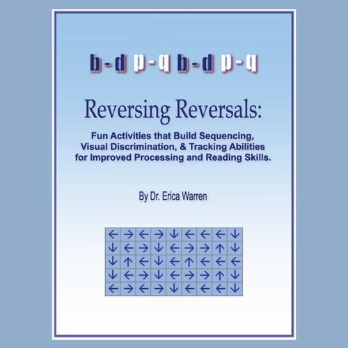 Blue cover of Reversing Reversals publication