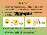 Sample page from Teaching Visualization Intermediate PPT
