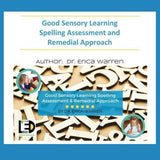 Assessment cover has a teacher, a student and lots of letters