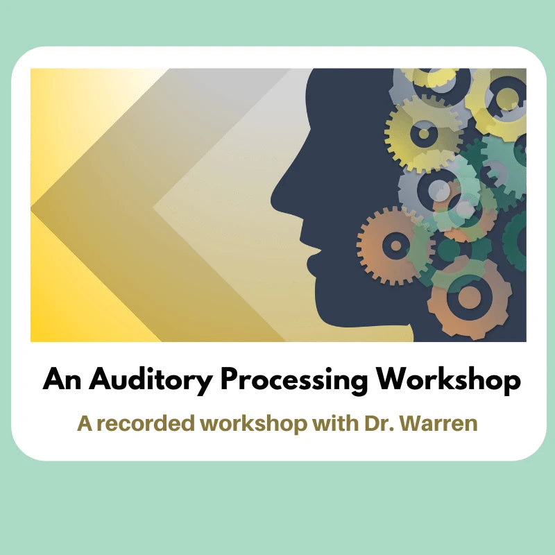auditory processing course online