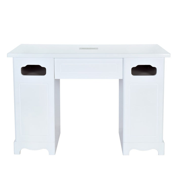 Paris Manicure Table with Dust Extractor