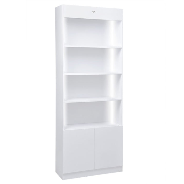 Gems Retail Display Shelf - LED Illumination