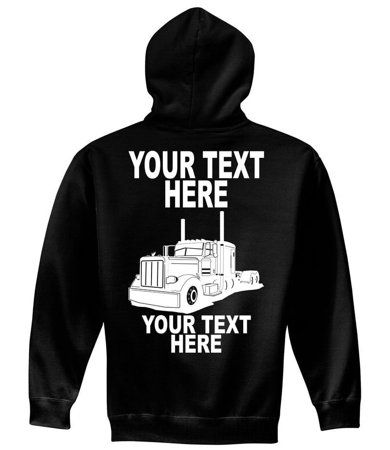 Pete Your Text Here Pocket T-Shirt