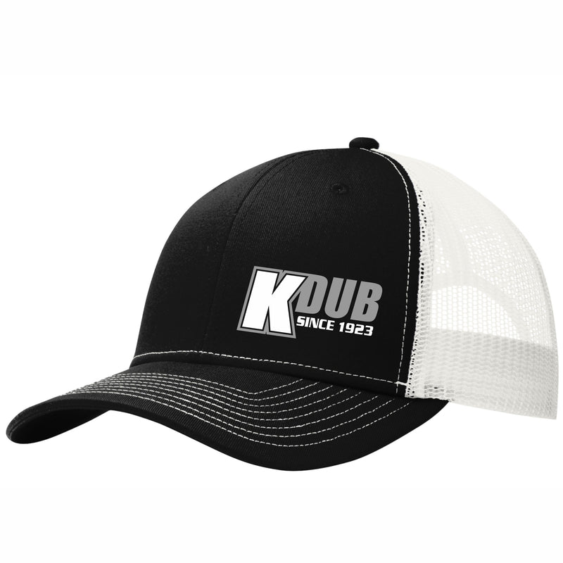 K Dub Since 1923 6 Panel Mesh Back Hat Free Shipping