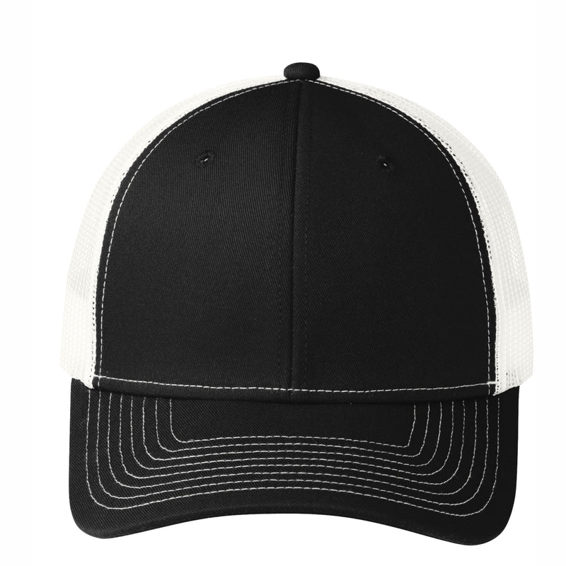 Hose Dragger Your Badge Number 6 Panel Mesh Back Hat Free Shipping
