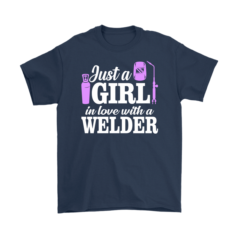 Just a Girl In Love with a Welder