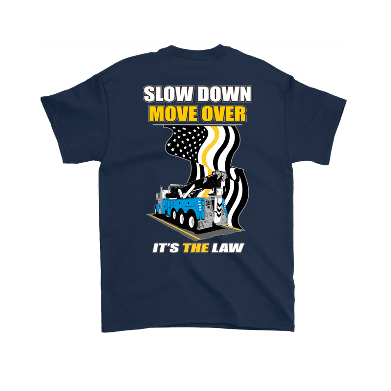 Slow Down Move Over Its The Law Wrecker