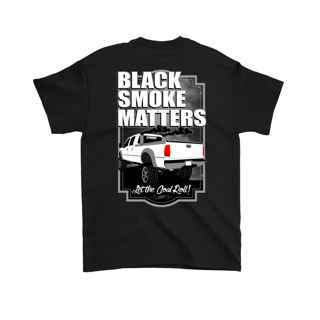 Black Smoke Matters Coal Roller