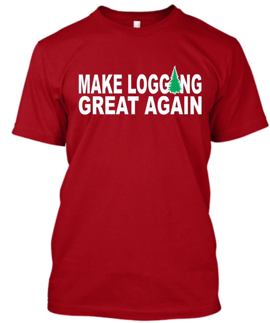 Make Logging Great Again Logger