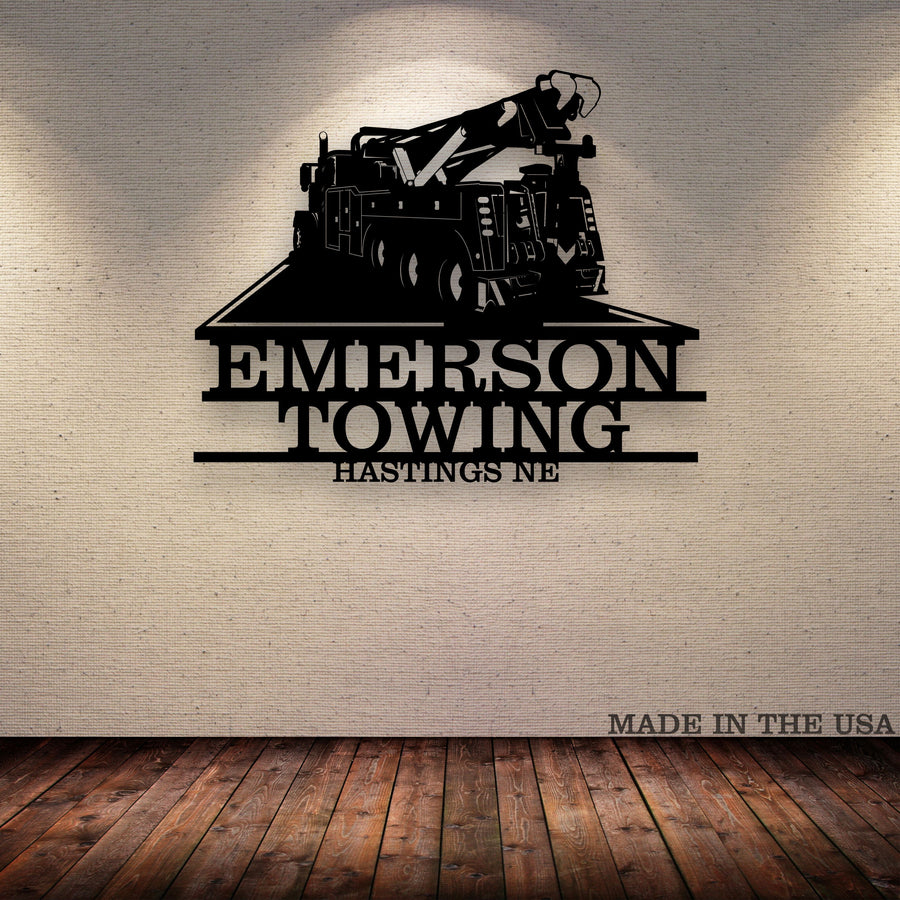 no frame Awesome Tow Truck Operator/'s Wall Decor Poster