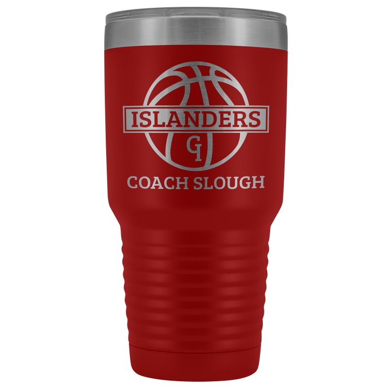 Coach Slough Tumbler