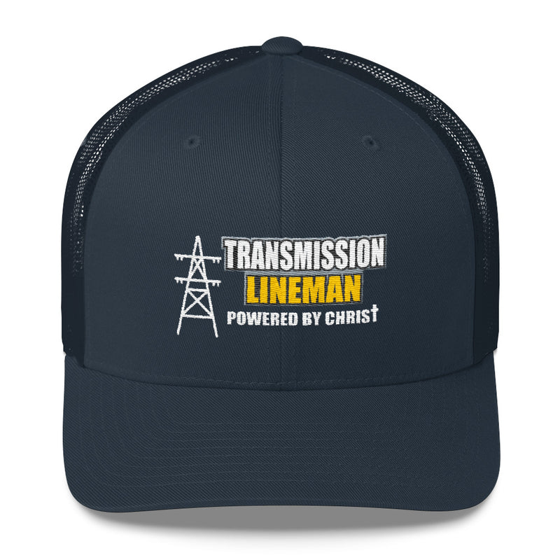 Transmission Lineman Snapback Hat Free Shipping