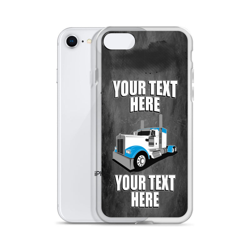 KW Your Text Here iPhone Case Free Shipping