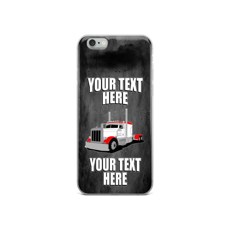 Pete Your Text Here iPhone Case Free Shipping