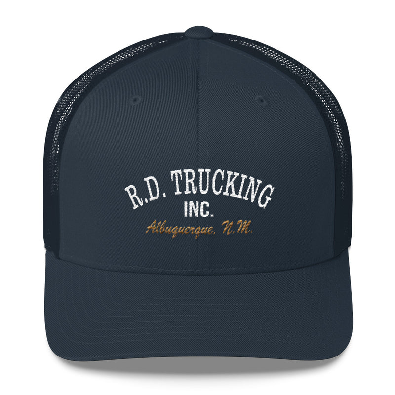 R.D. Trucking Snapback Hat Free Shipping