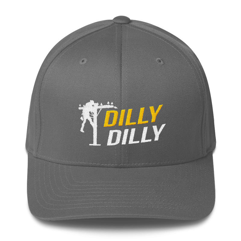 Lineman Dilly Dilly Flexfit Hat Free Shipping