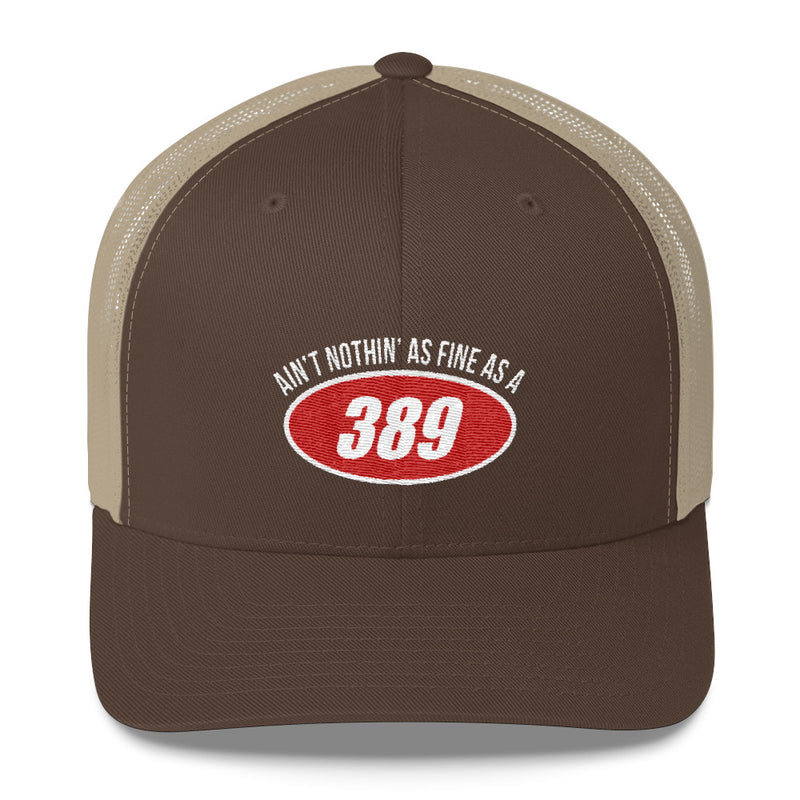 Ain't Nothin' As Fine As A 389 Snapback Hat Free Shipping