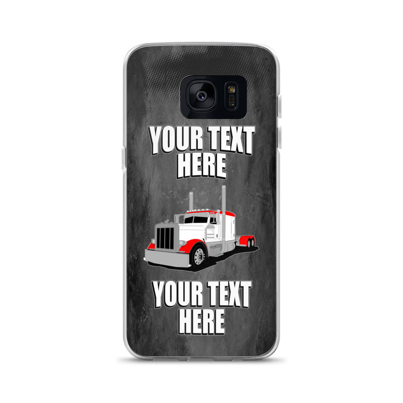 Pete Your Text Here Samsung Phone Cases Free Shipping