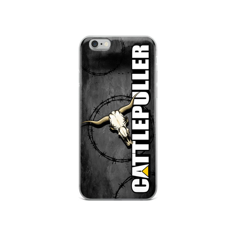 Cattlepuller iPhone Phone Case Free Shipping