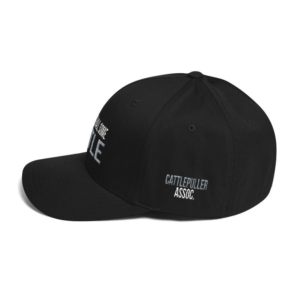 Fuck It, Let's Haul Some Cattle Flexfit Hat Free Shipping