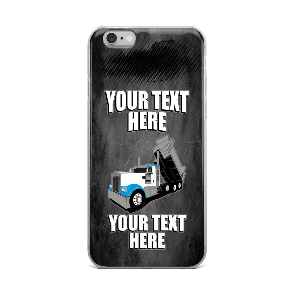 KW Dump Truck iPhone Case Free Shipping