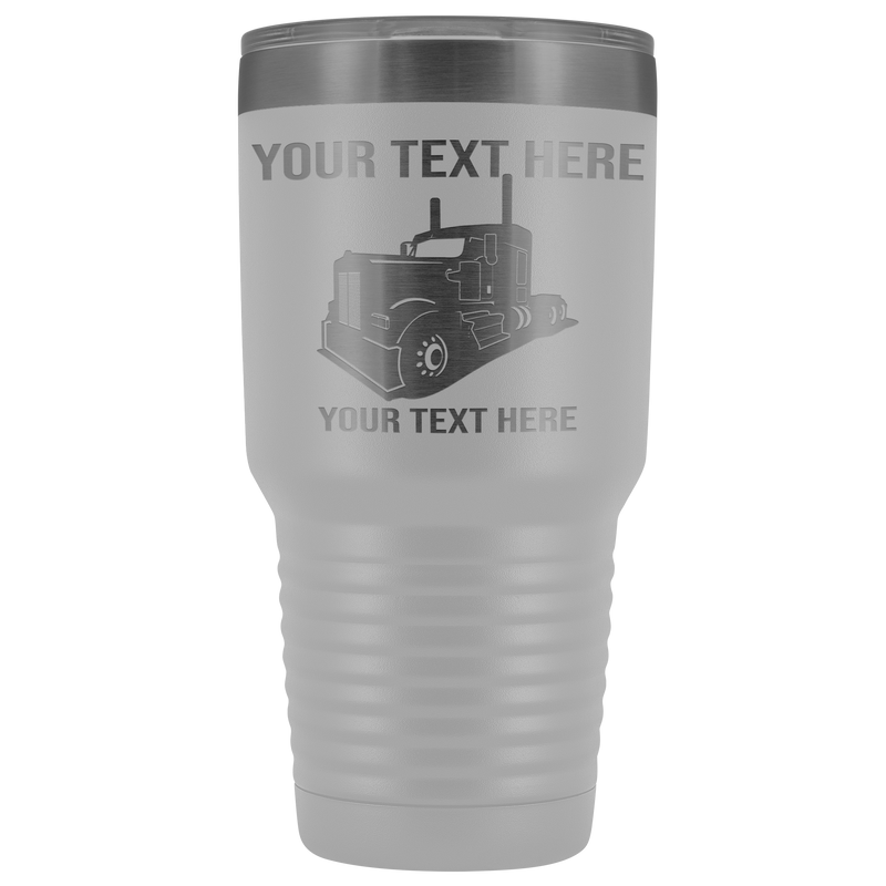KW 900 Your Text Here 30oz Tumbler Free Shipping