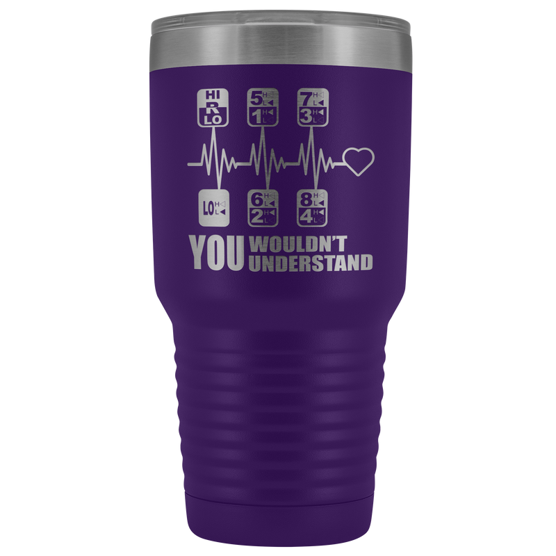 You Wouldn't Understand 30oz Tumbler Free Shipping