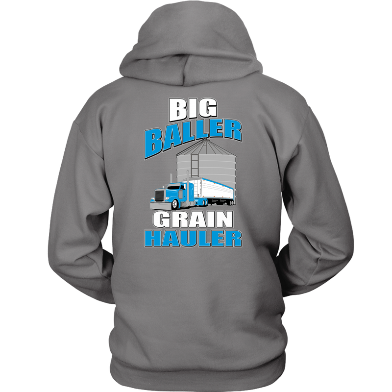 Big Baller Grain Hauler Silo Pete