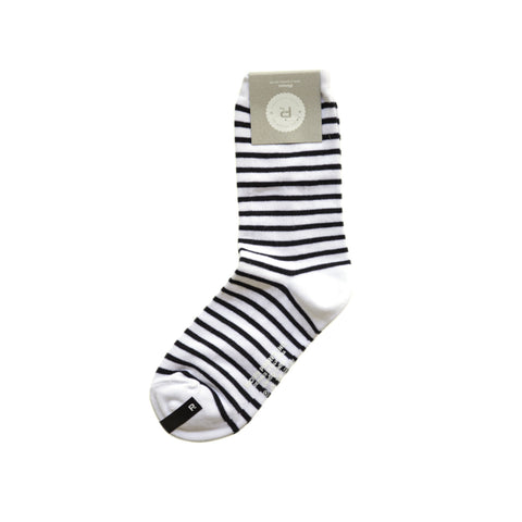 Richer Poorer - Nora Crew Socks