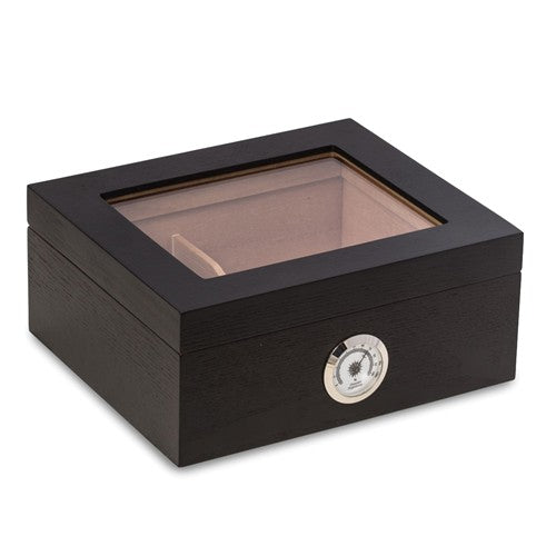 Humidor Lacquered Walnut
