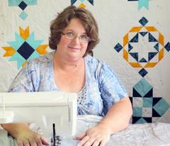 Who is Amy of Amy Quilts?