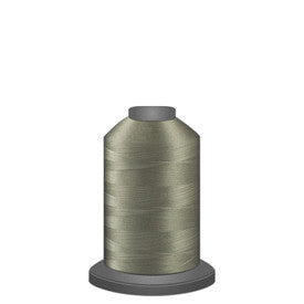 Glide Thread, #10401 German Granite 1000 meters, 40wt. Trilobal polyester