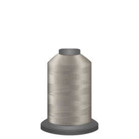 Glide Thread, #10WG4 Warm Grey #4, 1000 meters, 40wt. Trilobal polyester