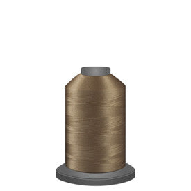 Glide Thread, Color #20727 Mocha 1000 meters, 40wt. Trilobal polyester