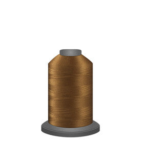Glide Thread, #Color #20730 Light Copper 1000 meters, 40wt. Trilobal polyester