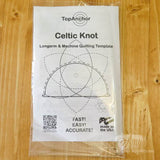 Celtic Knot Template 9 inch