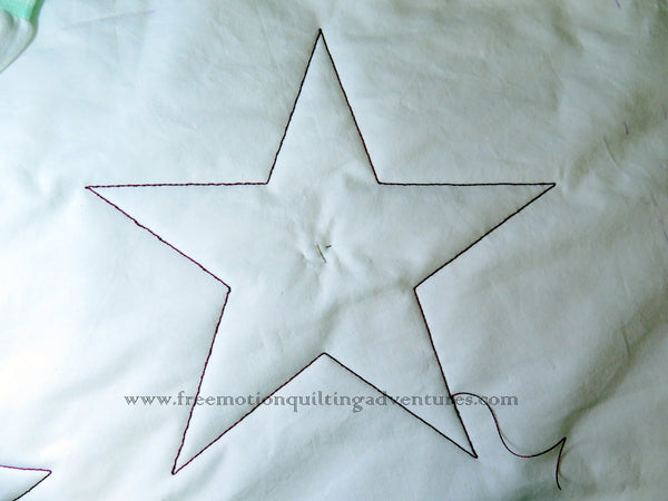 TopAnchor Five Point Star 6 Inch