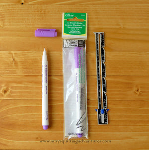 Extra Fine Tip Air Erasable Marker
