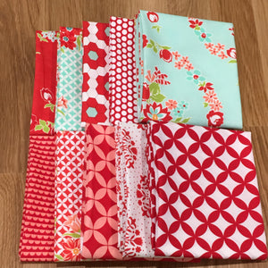 Bonnie and Camille Mixed FQ Bundle