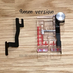Janome Clearview Foot and Guide Set