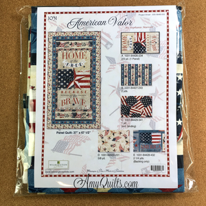 American Valor Quilt Along Kit