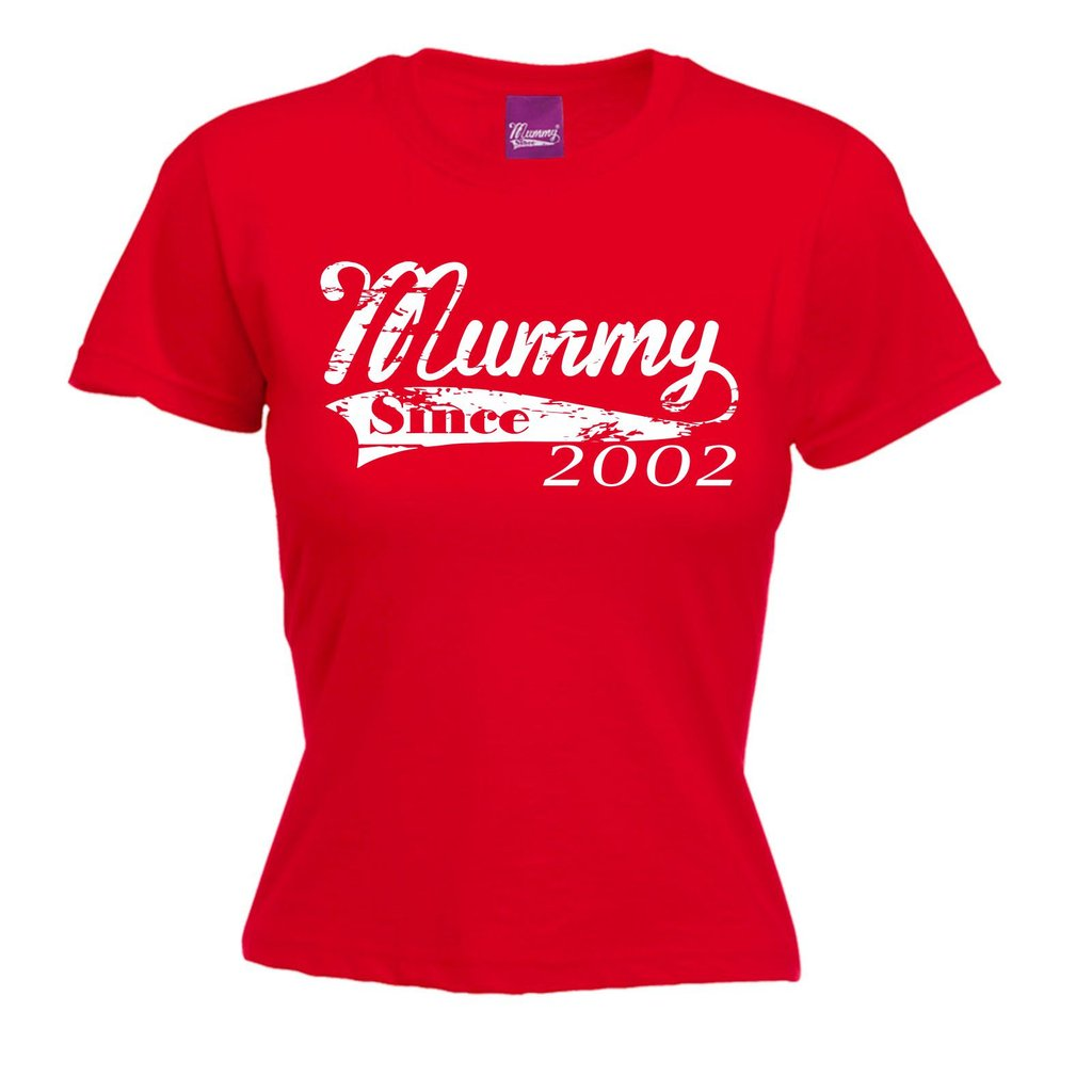 Mummy Since ... Any Year - Funny T-Shirts,