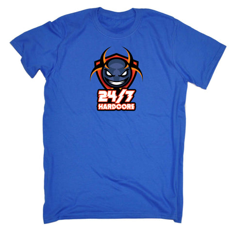 24/7 Hardcore Men's T Shirt