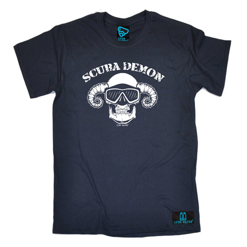 Open Water Scuba Diving Tee - Scuba Demon - Mens T-Shirt