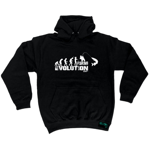 Drowning Worms - Dw Fishing Evolution - Fishing HOODIE