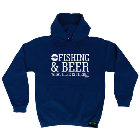 Drowning Worms - Dw Fishing Beer - Fishing HOODIE
