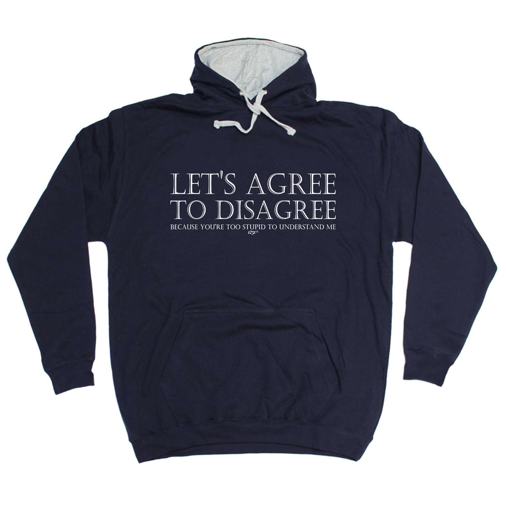 123t - Agree To Disagree -  SWEATSHIRT